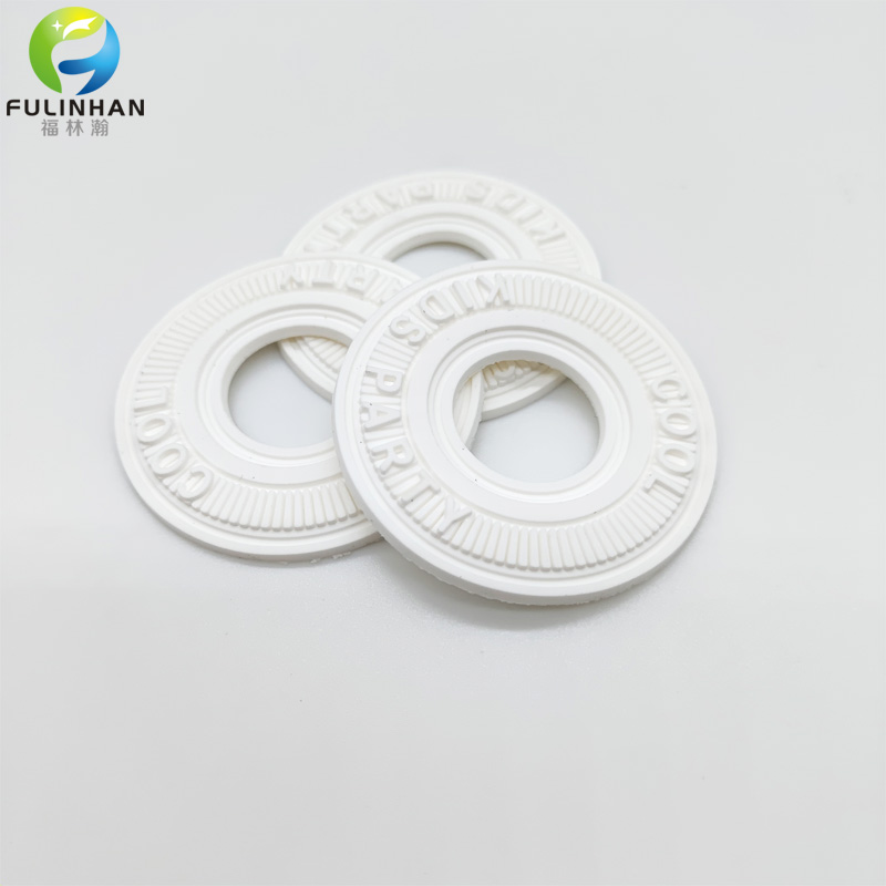hollow rubber patch
