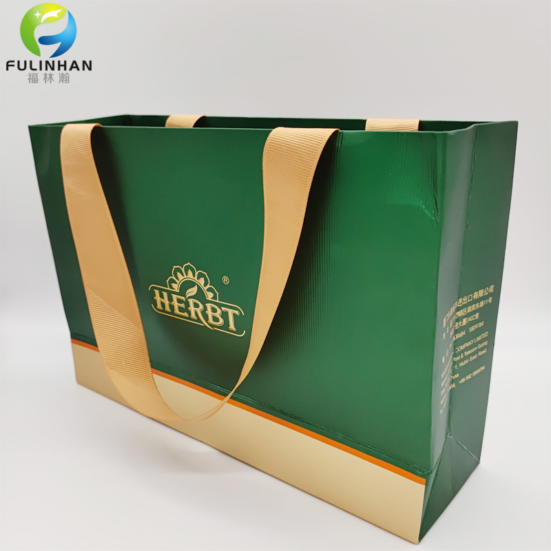 custom boutique carrier bags