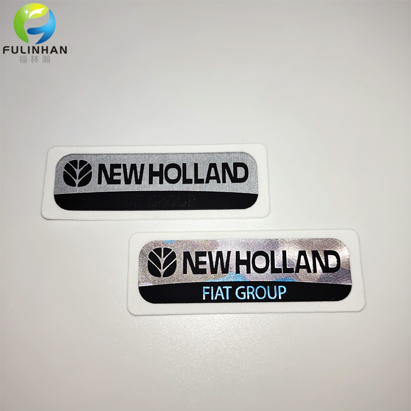tpu labels with logo