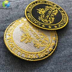 Custom Cotton Embroidery Patches