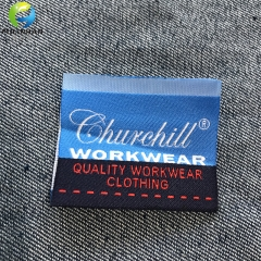 Centerfold Clothing Woven Labels
