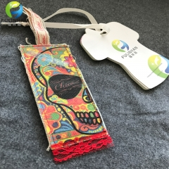 Cotton Canvas Fabric Hang Tags