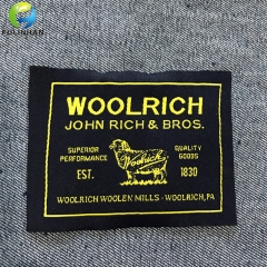 Main Woven Labels