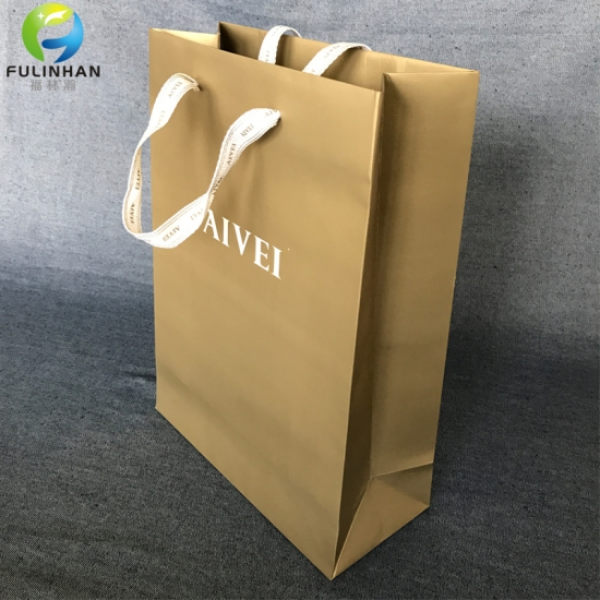 Paper Bags  Company LOGO
