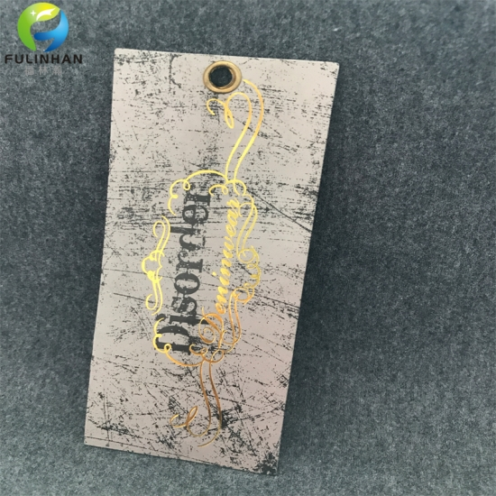 Garment Swing Tags Manufacturer