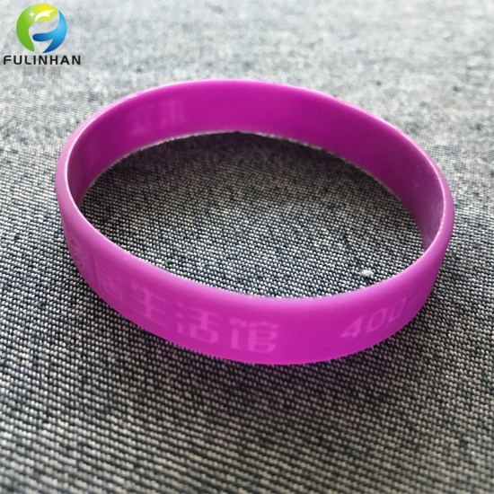 Bracelet Bands Silicone Wristbands