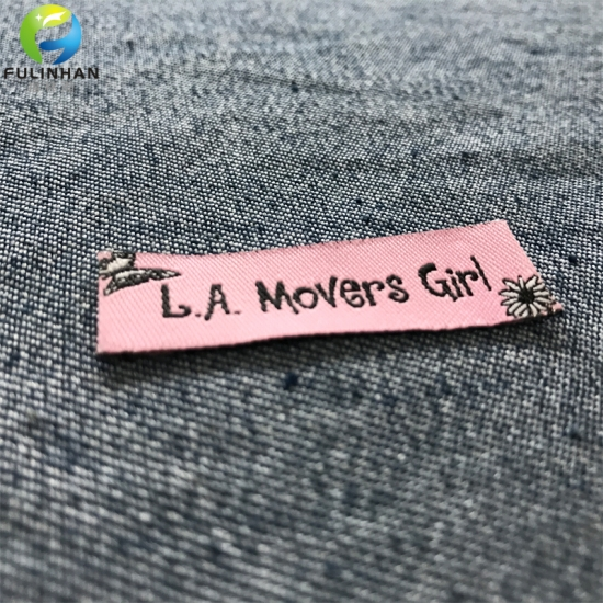 Apparel Labels woven labels
