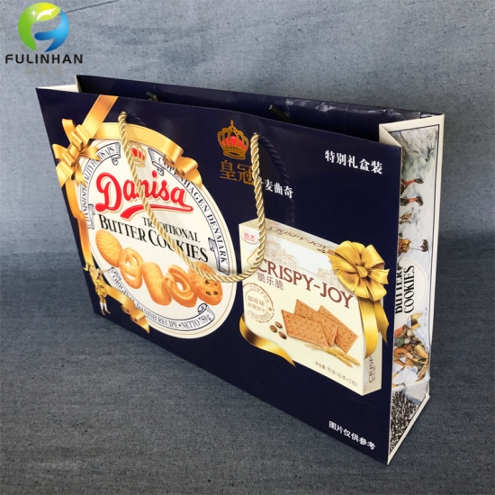 Food Paper Bags Packaging