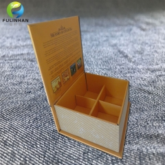 collapsible magnetised boxes