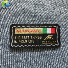 Woven Patches Manufacturer