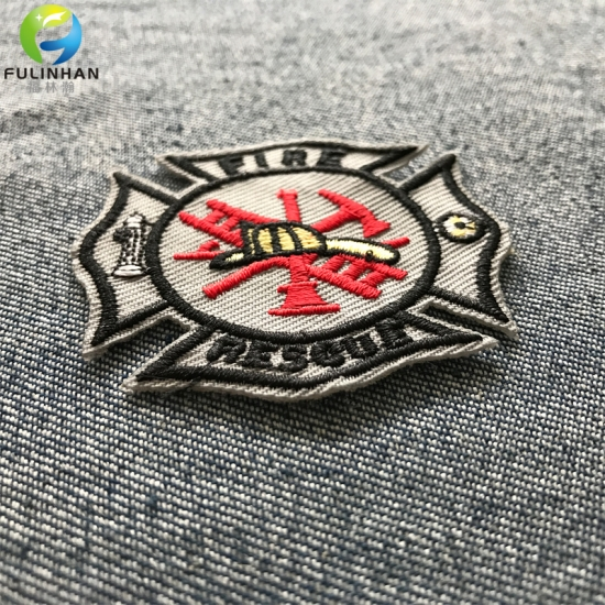 Sew on Embroidery Badge patch