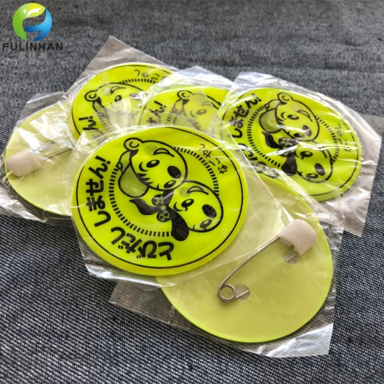 Custom PVC badges
