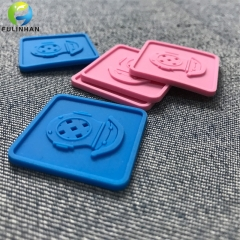 badge in silicone patch oem produttore