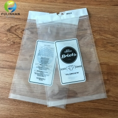 Custom underwear packaging compound bag