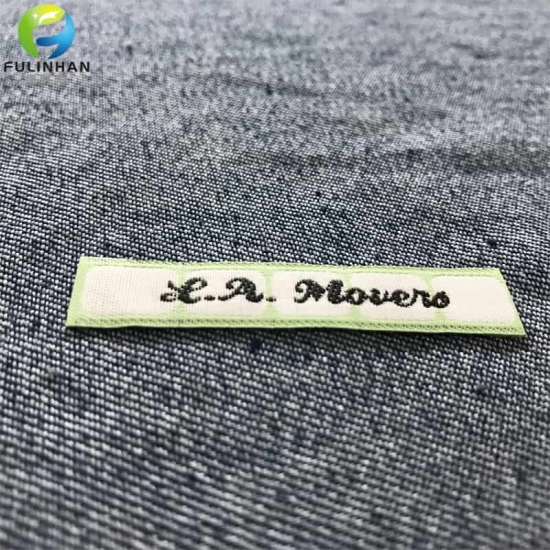 Clothing Label  sew woven labels