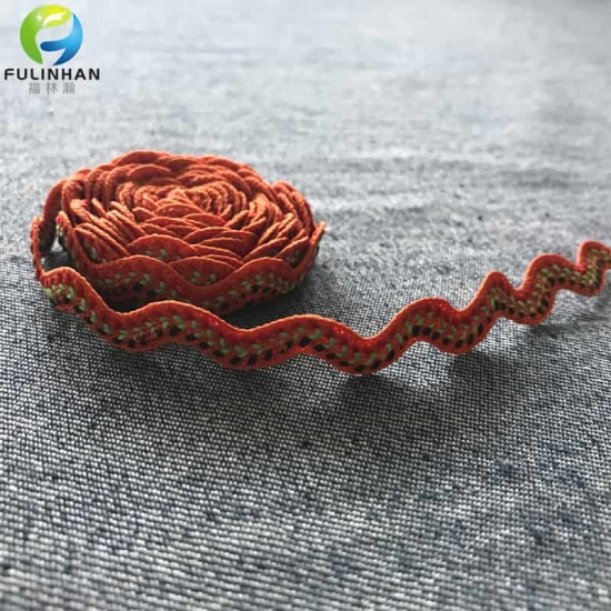 Nylon Jacquard Webbing Tapes
