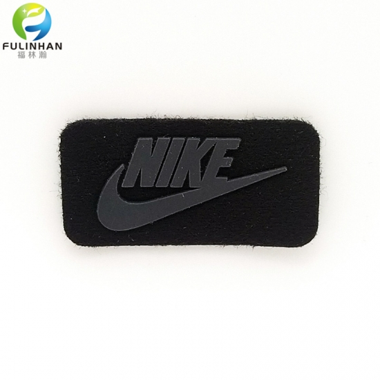 brand rubber patch