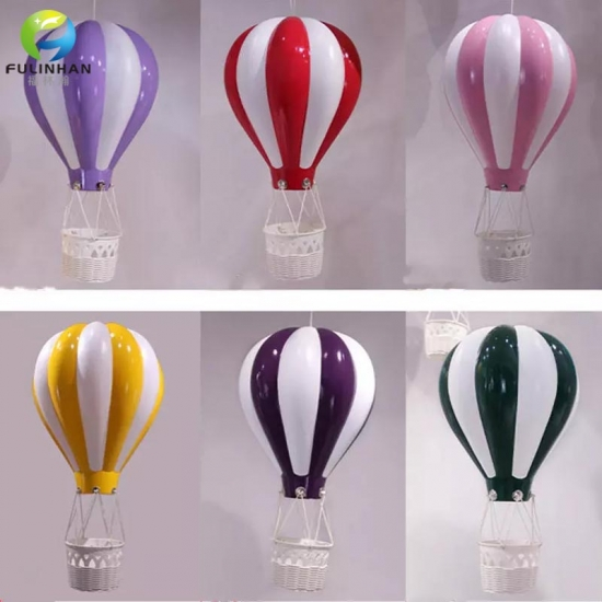 Hot Air Balloon Decoration for Window Display