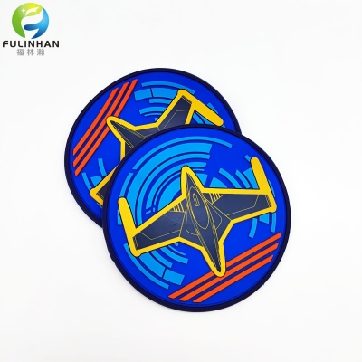 badge in pvc